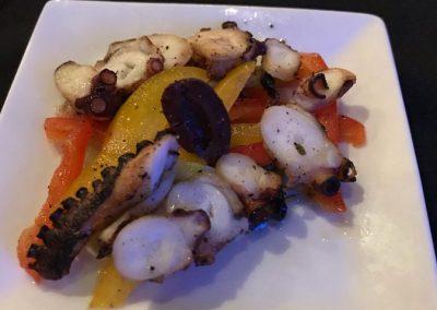 Octupos-Salad