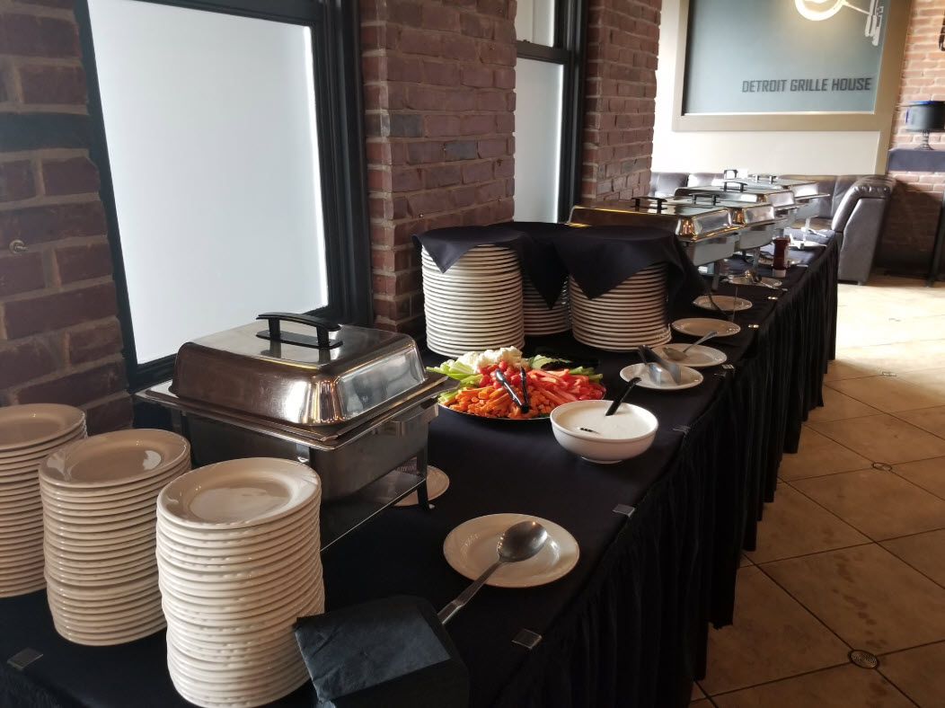 Shelby Township Corporate Catering